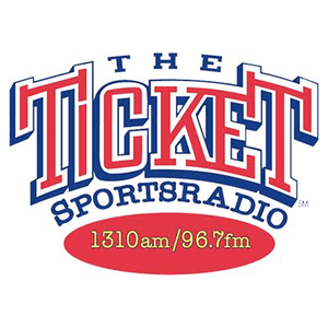 Radio KTCK - The Ticket 1310 AM / 96.7 FM