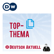 Podcast Top-Thema mit Vokabeln
