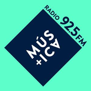 Radio Más Música Guatemala - Radio 92.5 FM