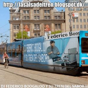 La Salsa del Tren
