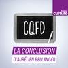 La conclusion d'Aurélien Bellanger - France Culture