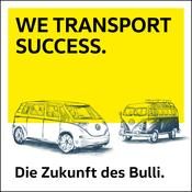 Podcast We transport success - Die Zukunft des Bulli