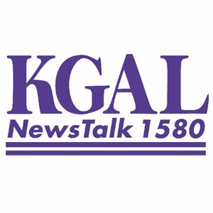 Radio KGAL - Newstalk 1580 AM