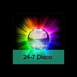 24-7 Niche Radio - Disco