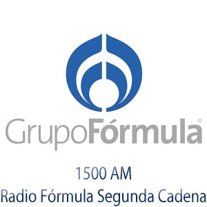 Grupo Fórmula 1500 AM - Radio Fórmula Segunda Cadena