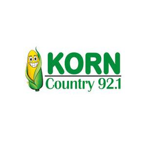 KKOR - KORN Country 92.1 FM