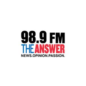 Radio WTOH - 98.9 FM The Answer