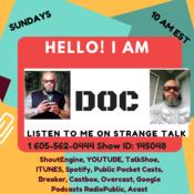 Podcast Strange Talk with Doc