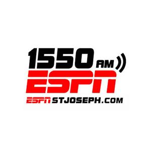 Radio KESJ - ESPN St. Joseph 1550 AM