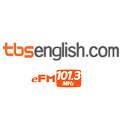 Radio TBS eFM English