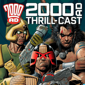Podcast The 2000 AD Thrill-Cast