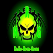 Radio Radio Neon Green