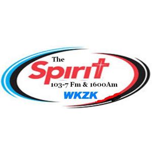 Radio WKZK - The Spirit 103.7 FM & 1600 AM
