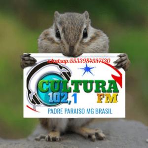 Radio Rádio Cultura FM Padre Paraiso MG Brasil