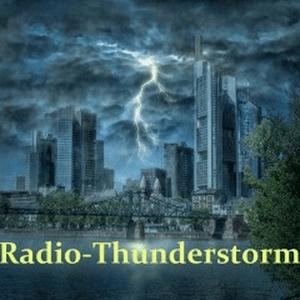 Radio radio-thunderstorm