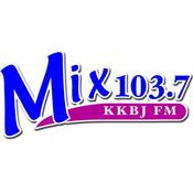 Radio KKBJ-FM - The Mix 103.7 FM